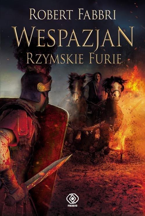 Wespazjan. Rzymskie Furie - okładka książki