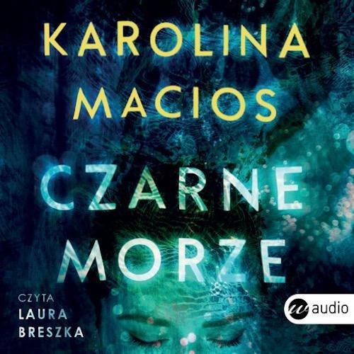 Czarne morze (CD mp3) - pudełko audiobooku