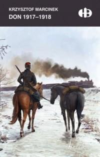 Don 1917-1918 - okładka książki