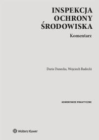 Inspekcja Ochrony Środowiska Komentarz - okładka książki