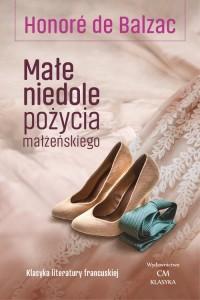 Małe niedole pożycia małżeńskiego - okładka książki
