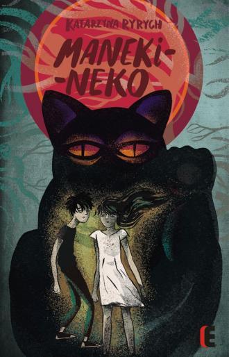Maneki-Neko - okładka książki