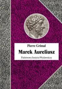 Marek Aureliusz - okładka książki