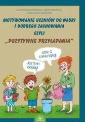 Motywownie uczniów do nauki i dobrego - okładka książki