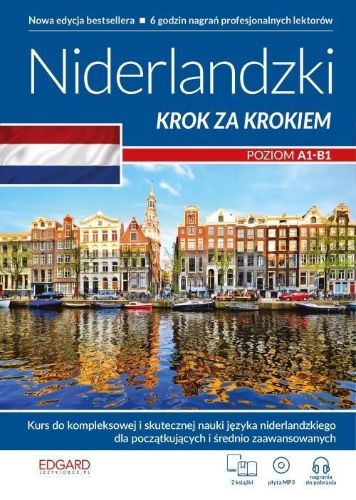 Niderlandzki Krok za krokiem. Nowa - okładka podręcznika