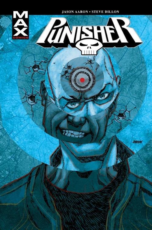 Punisher Max. Tom 8 - okładka książki
