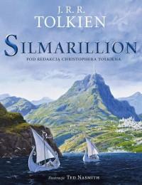 Silmarillion. Wersja ilustrowana - okładka książki