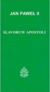 Slavorum apostoli - okładka książki
