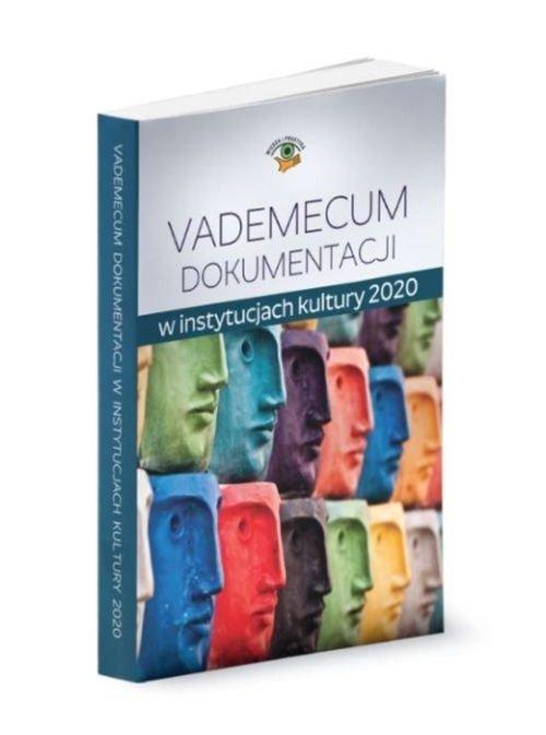 Vademecum dokumentacji w instytucjach - okładka książki
