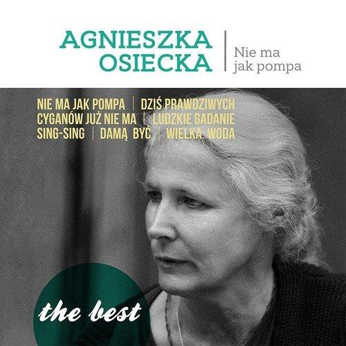 Agnieszka Osiecka. Nie ma jak pompa(CD) - okładka płyty