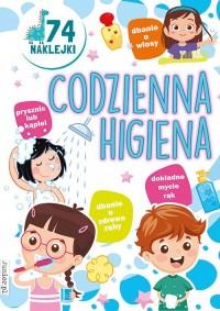 Codzienna higiena - okładka książki