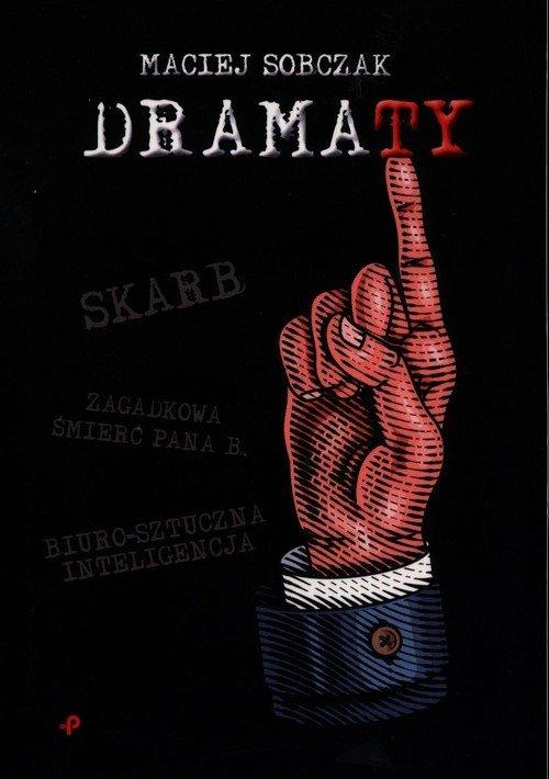 Dramaty - okładka książki