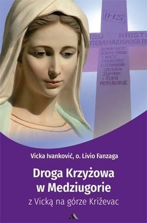 Droga Krzyżowa w Medziugorie z - okładka książki