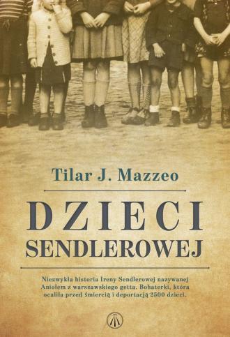 Dzieci Sendlerowej - okładka książki
