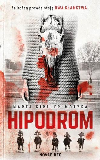 Hipodrom - okładka książki