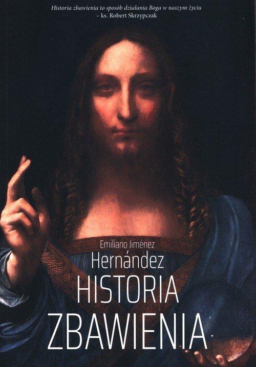 Historia zbawienia. Opowieść o - okładka książki