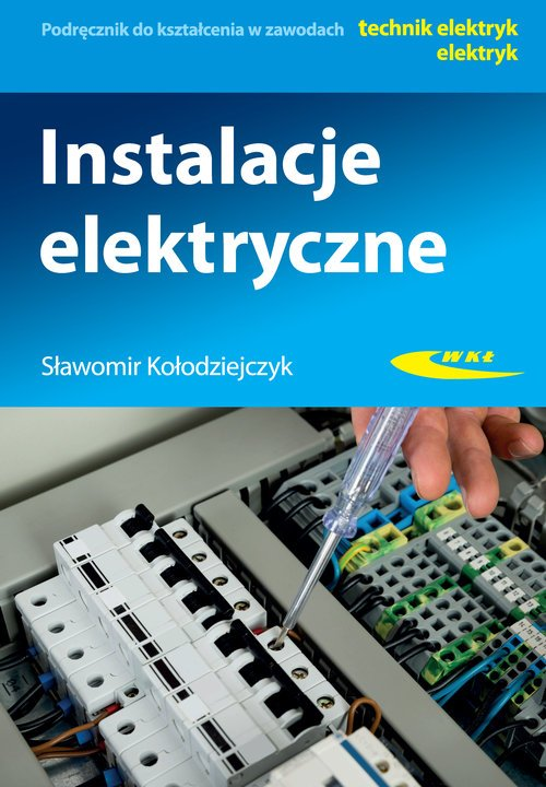 Instalacje elektryczne - okładka książki