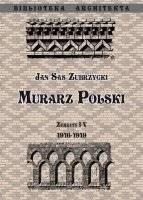 Murarz polski. Zeszyt 1-4 1916-1919 - okładka książki