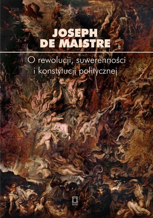 O rewolucji suwerenności i konstytucji - okładka książki