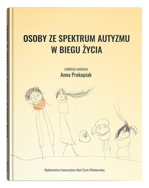 Osoby ze spektrum autyzmu w biegu - okładka książki