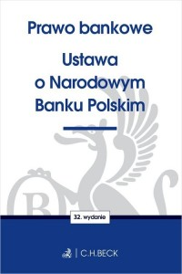 Prawo bankowe. Ustawa o Narodowym - okładka książki