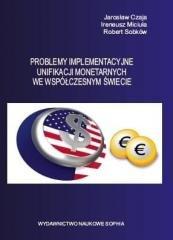 Problemy implementacyjne unifikacji - okładka książki