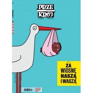 Przekrój 2/2020 - okładka książki