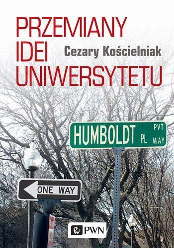 Przemiany idei uniwersytetu - okładka książki