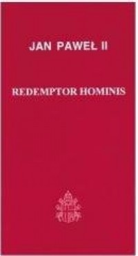 Redemptor Hominis - okładka książki