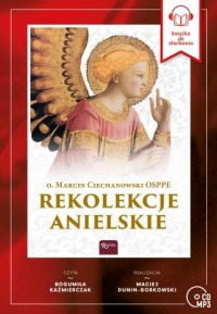 Rekolekcje Anielskie (audiobook) - pudełko audiobooku