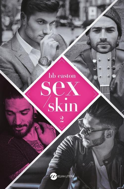 Sex/Skin - okładka książki