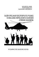Służby specjalne Rzeczypospolitej - okładka książki