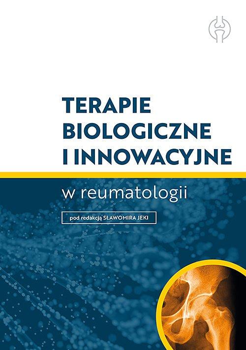 Terapie biologiczne i innowacyjne - okładka książki