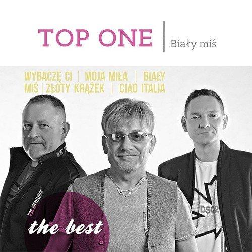 The best Biały miś (CD) - okładka płyty