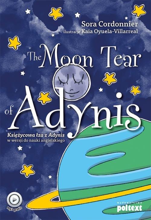 The Moon Tear of Adynis. Księżycowa - okładka podręcznika