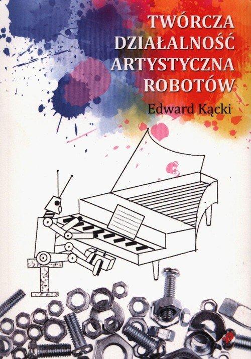 Twórcza działalność artystyczna - okładka książki