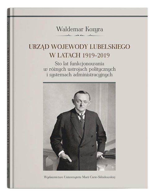 Urząd wojewody lubelskiego w latach - okładka książki