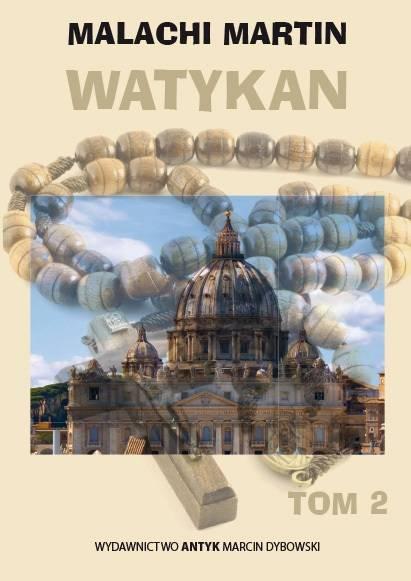 Watykan. Tom 2 - okładka książki
