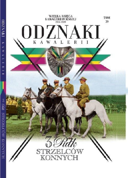 Wielka Księga Kawalerii Polskiej. - okładka książki