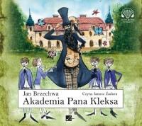Akademia pana Kleksa - pudełko audiobooku