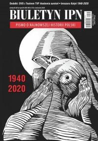 Biuletyn IPN nr 173 (4) / 2020. - okładka książki