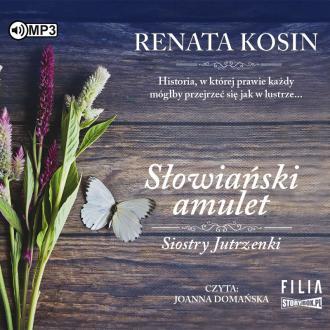 Słowiański amulet. Siostry Jutrzenki. - pudełko audiobooku