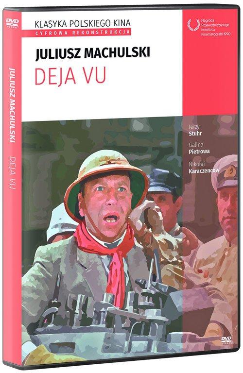 Deja Vu. Klasyka Polskiego Kina - okładka filmu