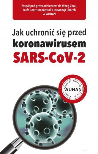 Jak uchronić się przed koronawirusem - okładka książki