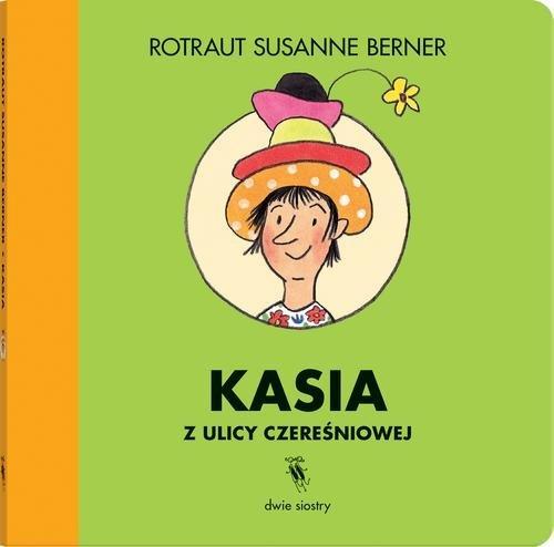 Kasia z ulicy Czereśniowej - okładka książki