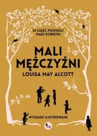 Mali mężczyźni - okładka książki