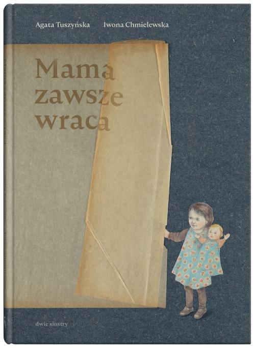 Mama zawsze wraca - okładka książki