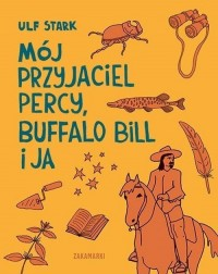 Mój przyjaciel Percy, Buffalo Bill - okładka książki