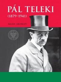 Pál Teleki (1879–1941) - okładka książki