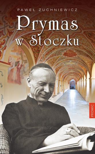 Prymas w Stoczku - okładka książki